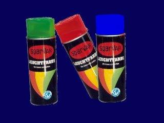 SparVar Lackspray leuchtspray, Neon, 400 ml, lila, 6031095