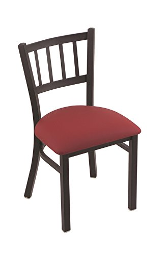 Seat Wine Frame Black Red (Holland Bar Stool 610 Contessa 18