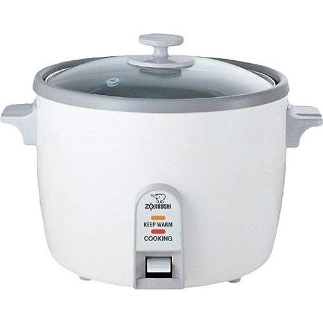 Amazon.com: Zojirushi (Sin cocinar) Arrocera (Renovado ...