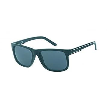 Chic-Net Sonnenbrille verspiegelt 400 UV Nerd Vintage Punkte Wayfarer weiß transparent orange Md5Mer