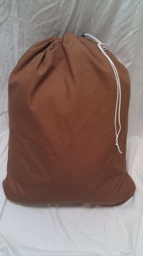 Premium Heavy Duty 30x40 Canvas Laundry Bag- Usa Made