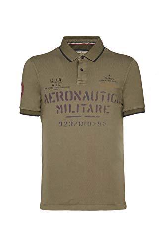 Aeronautica Militare Polo Shirt Homme PO1348 Military, Jersey, Tshirt, Blouson, Sweat, Pantalon 2