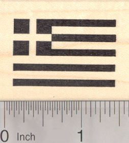 Review Flag of Greece Rubber