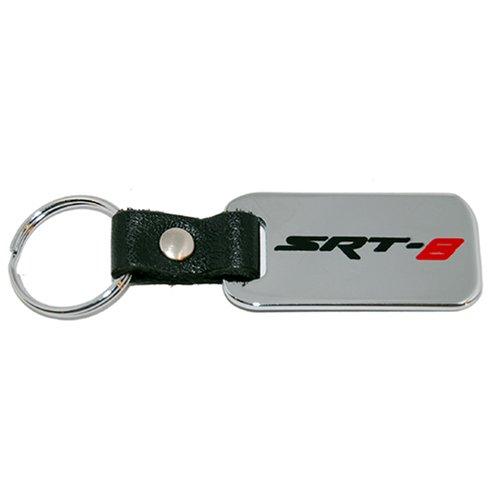 HEM HIGH-END MOTORSPORTS Custom Made Chrome Key Chain for SRT8 SRT-8 Enthusiasts