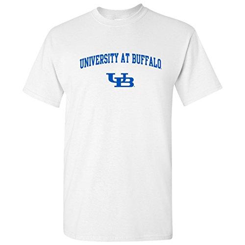 AS03 - University at Buffalo Bulls Arch Logo T-Shirt â€