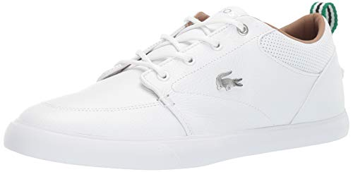 Lacoste Men's Bayliss Sneaker White, 11.5 Medium US ()