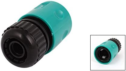 Sourcingmap 1//2-Inch BSP Threaded Plastic Spray Hose Pipe Fitting Adapter Connector