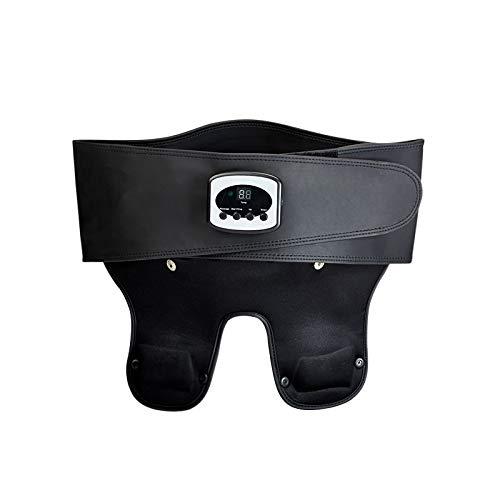 Healthy Waist Massager - Heat Conductor, Infrared Lights, Vibration Massage, Adjustable Temperature B07P1R9XVB