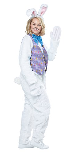 California Costumes Men's Easter Bunny, Multi, Large/X-Large -