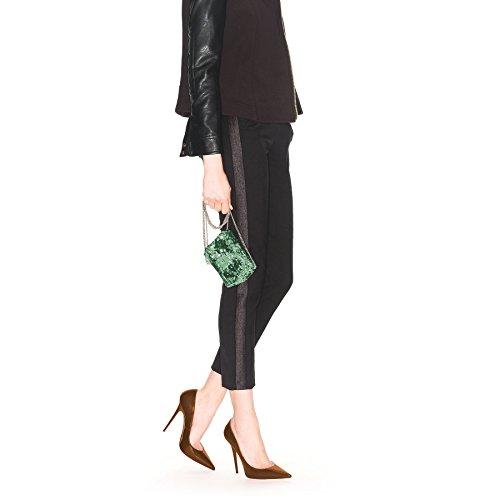 Lutalica Charol para Braun Patent Zapatos de Vestir de Mujer frW6Ugf
