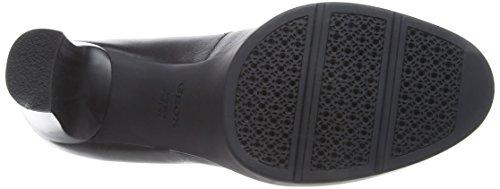 Women's Geox Toe Black Pumps a High D Annya Closed C9999 SqwUqdr