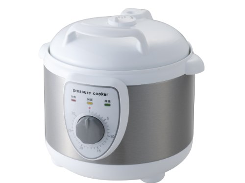 AL COLLE [Simple operation to set the timer to put the material] pressure electric pot APC-T19 / W
