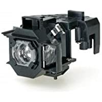 Replacement Projection Lamp for PowerLite 62c/76c/82c Projectors (EPSV13H010L34) Category: Projector Lamps