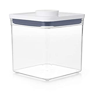 OXO 11233600V1UKNEW  Good Grips POP Container - Airtight Food Storage - 2.8 Qt for Sugar and More,Transparent
