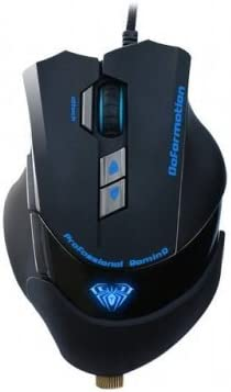 Emperor Hate SI-983 // Ttzz Emperor Hate SI-983 USB Wired Laser Gaming Mouse w 400-2000DPI