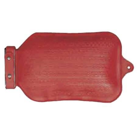 Graham Field Hot Water Bottle (Stopperless Water Bottle Easy Filling With Ice Or Hot Water, 2 Quart Capacity, 1 ea)