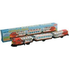 3 Car Train, Tin