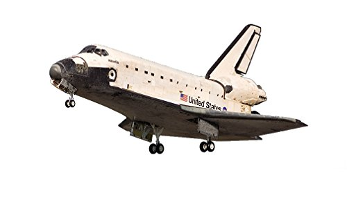 (Dragon Models Space Shuttle with Cargo Bay and Satellite Model Kit (1/144 Scale))
