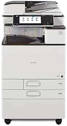 Ricoh Aficio MP C6003 A3 Multifunction Copier - 60ppm, Copy, Print, Scan, E-mail, Network, USB, 2 Trays and Stand