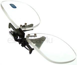 Good Ideas Sur-lunettes loupes /à clipser Grossissement x3