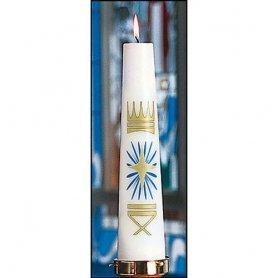Wax Christ Candles (Nativity)