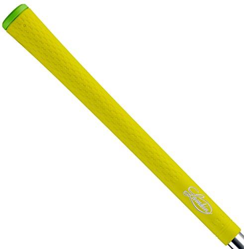 Lamkin i-LINE Golf Grip (Yellow, Standard)