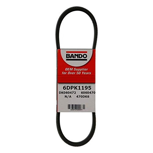 Bando 6DPK1195 OEM Quality Serpentine Belt