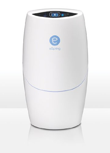 Water Purifier Below Counter Unit In-Home Water Treatment and Filtration System