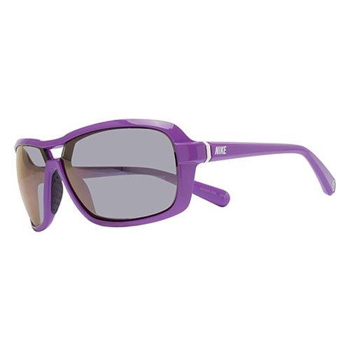 Nike Racer Ev0615 Bright Violet Grey 62 - Nike Sunglasses Racer