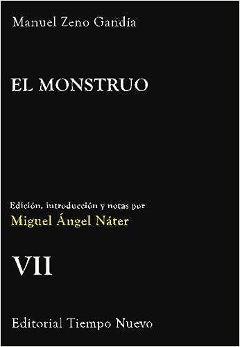 Amazon.com: El monstruo (Serie Miguel Guerra Mondragón ...