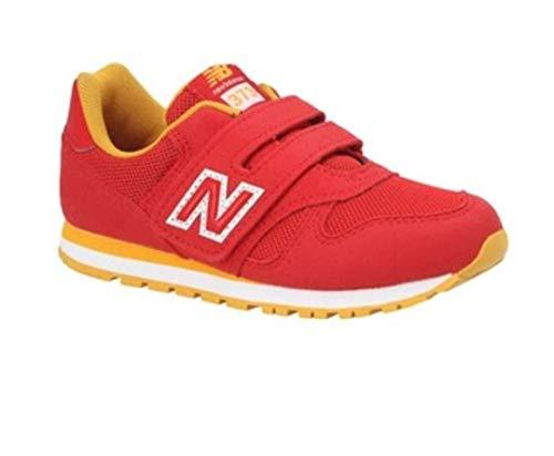 35 giallo rosso Balance Bambino New 373 Velcro Eu tvIzqxxY