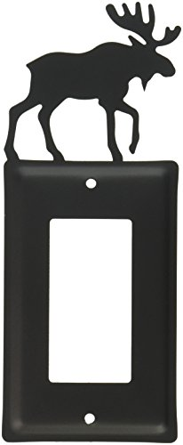 Switch Cover Moose Light (8 Inch Moose Single GFI Cover)
