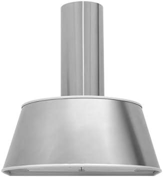 IKEA LUFTIG HW400 - Campana extractora, acero inoxidable - 60x49 cm: Amazon.es: Hogar