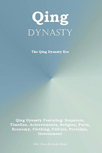 Qing Dynasty. Qing Dynasty Era. Qing Dynasty Featuring: Emperors, Timeline, Achievements, Religion, Facts, Economy, Clothing, Culture, Porcelain, Government