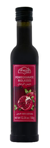 Al Wadi Pomegranate Molasses 100% - Monin Pomegranate