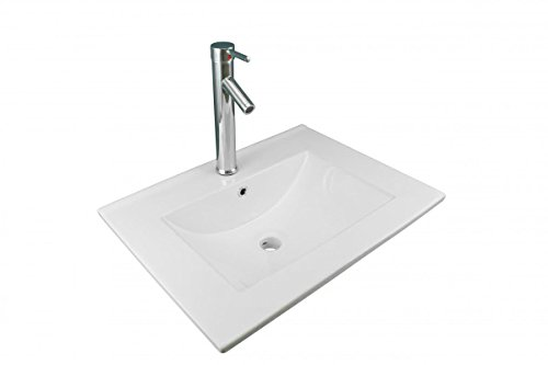 Small Square Sink - 6