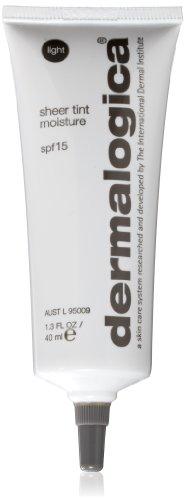 Dermalogica Sheer Tint Moisture, Light SPF 15, 1.3 fl oz (40 ()