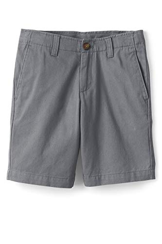 Spring Lands End Boys - Lands' End School Uniform Boys Chino Cadet Shorts