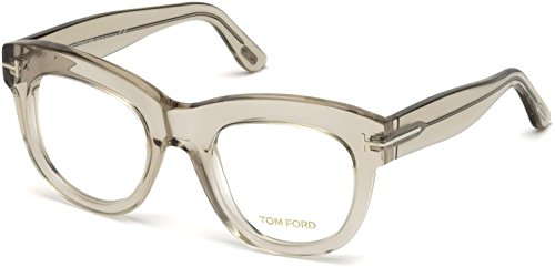 Tom Ford FT5493 Eyeglasses w/Demo Clear Lens - Cost Tom Ford