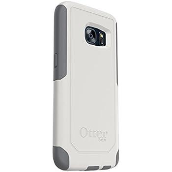 OtterBox COMMUTER SERIES Case for Samsung Galaxy S7 - GLACIER (WHITE/GUNMETAL GREY) (Certified Refurbished)