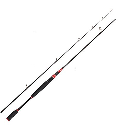 Entsport Sirius 2-Piece Spinning Rod Graphite Portable Spinning Fishing Rod
