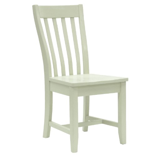 (Carolina Chair & Table 1C54-976 976AP Dining Chair, Antique Parchment)