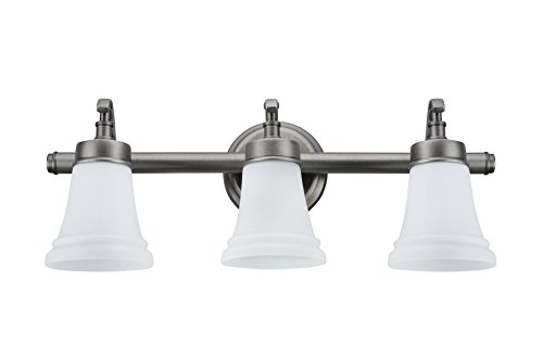 New 3 Light Bathroom Vanity - 9