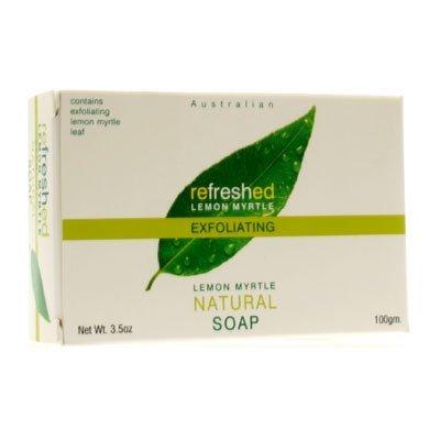 Tea Tree Therapy Lemon Myrtle Soap Exfoliating -- 3.5 oz