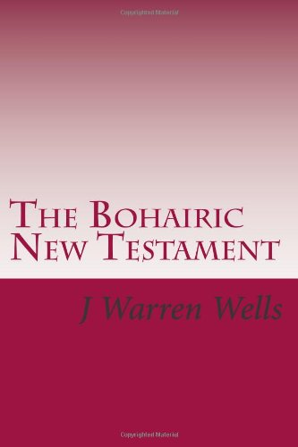 The Bohairic New Testament