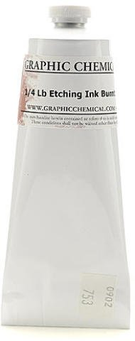 Graphic Chemical Etching & Perfection Palette Ink (Burnt Sienna) 1 pcs sku# 1838848MA