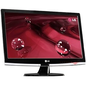 LG W2353V-PF 23-Inch Class Widescreen LCD Monitor (Gloss Black)