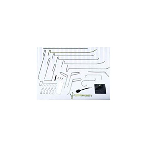 DENT FIX EQUIPMENT CORPORATION - Paintless Dent Repair 33pc Kit-Stainless - DFPDRKIT33 by DENT FIX EQUIPMENT CORPORATION