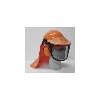 Peltor Lumberjack Series Hardhat - Complete head, face & hearing (Peltor Hard Hat)