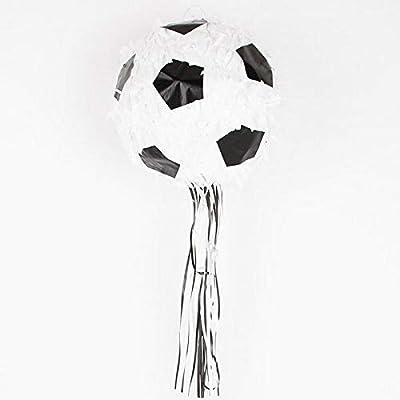 Pinata de balón de fútbol de, 45 x 40 cm, para cumpleaños o ...